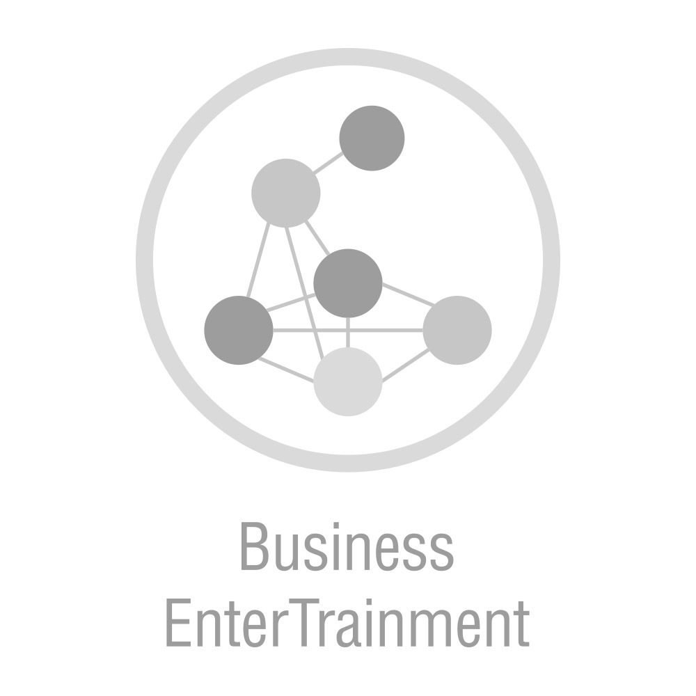 Portfolio, Leistungen, Business Entertrainment