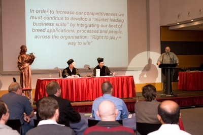 Business Entertrainment, Kommunikationsagentur, Referenzen