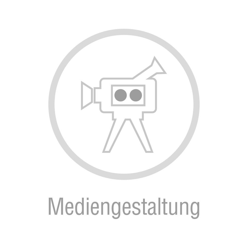 Portfolio, Leistungen, Mediengestaltung