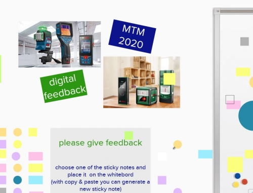 Bosch Measuring Technologies – Virtual Management Meeting